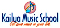 Logo design for Kailua Music School